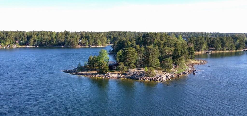 И еще отрова Стокгольмского фьорда. Кажется, наслаждаться этими видами можно бесконечно.