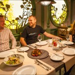 Вкусный и интересный ресторан Art Hub в Даугавпилсе