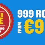 Зимняя распродажа полётов от Ryanair — билеты по 9.99 EUR