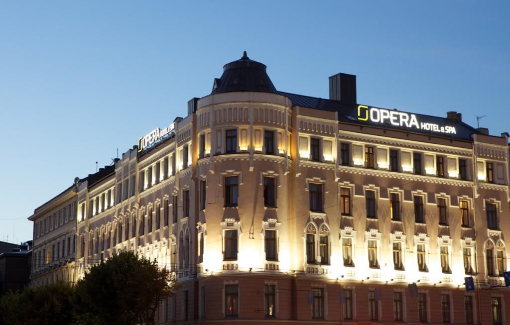 Opera Hotel SPA Riga