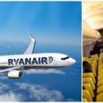 Снижение цен от Ryanair: полеты по Европе от 2,92€ (в январе)