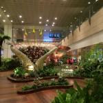 Чанги: чем заняться в лучшем аэропорту мира